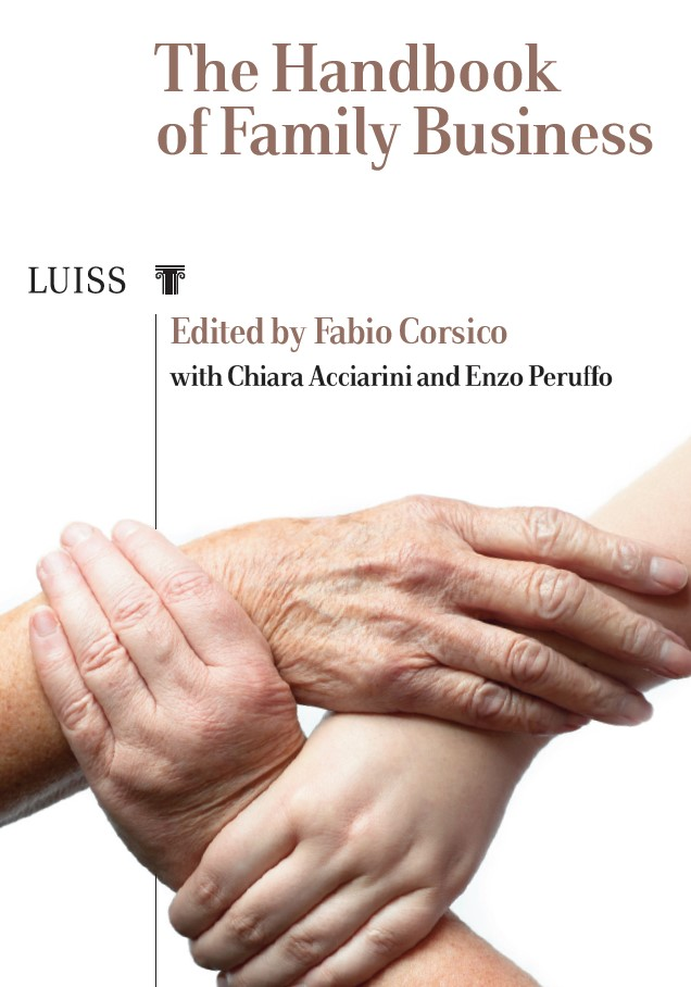the handbook of Family business